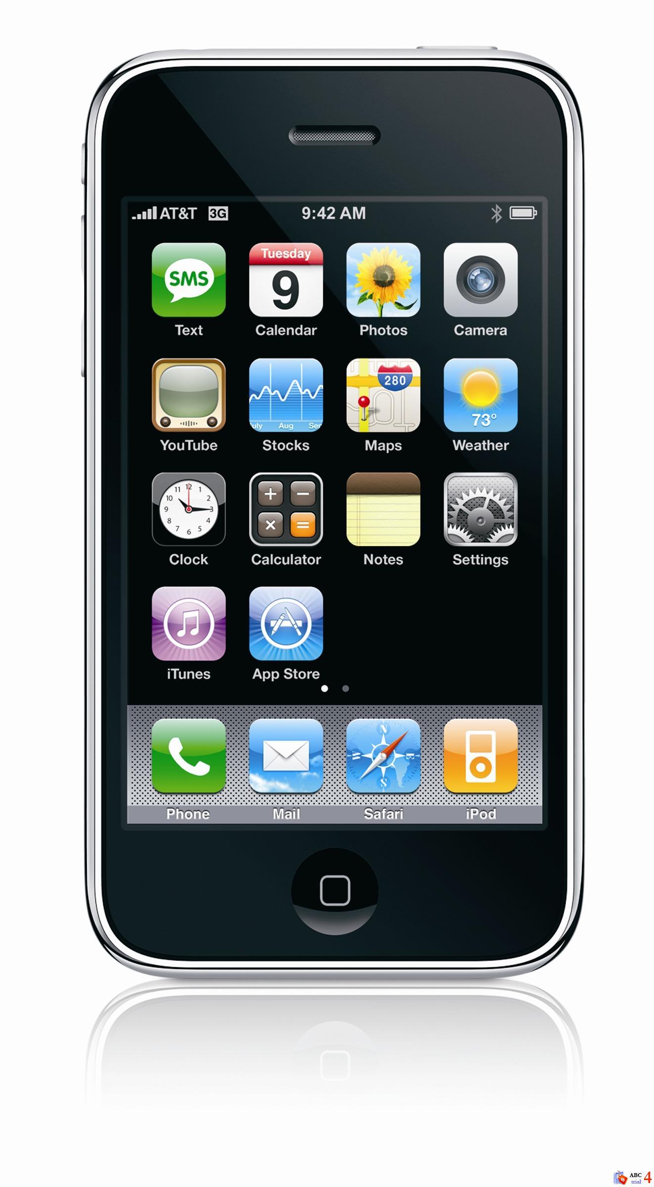 apple iphone1 165x300 Top 10 Unlocked Phones