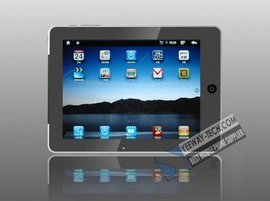 ipad 550x409 Top 10 Gadgets in 2011