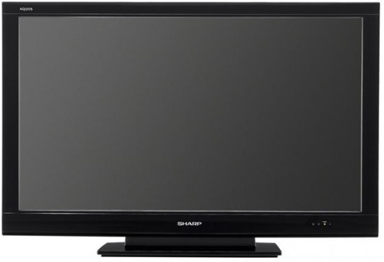 sharp 550x375 Top 10 LCD Television