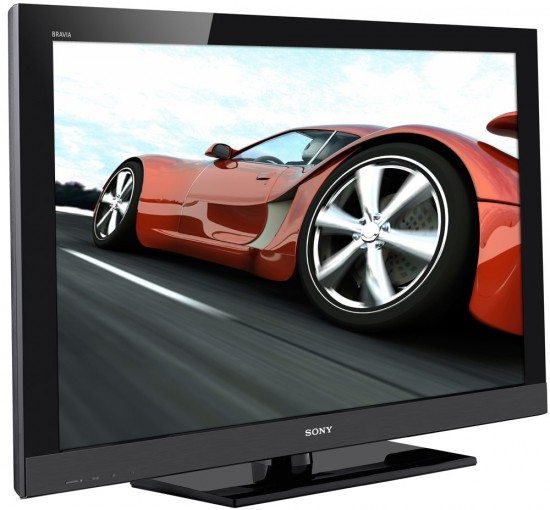 sony bravia 550x510 Top 10 LCD Television