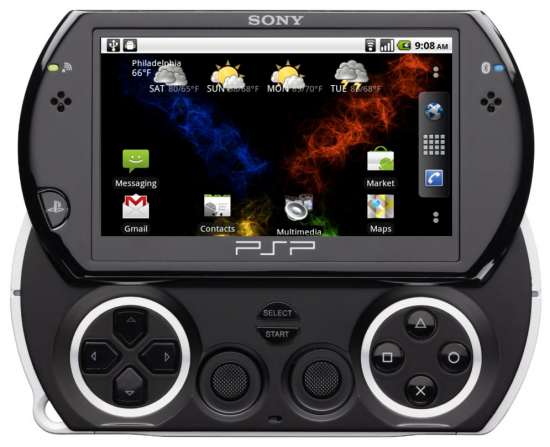 sony play station 550x447 Top 10 Gadgets in 2011