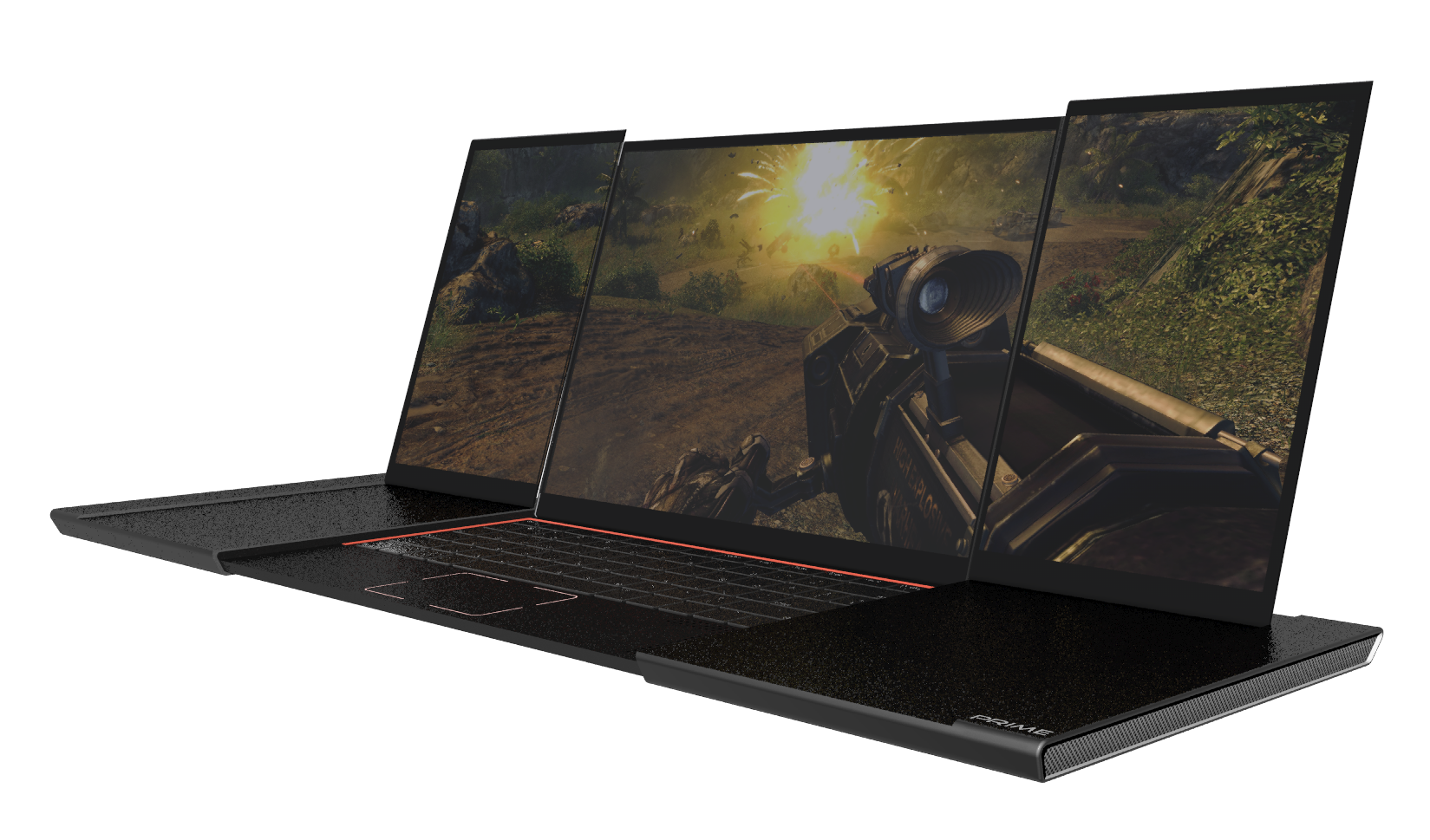 Prime Gaming Laptop Unveiled (Concept PC) | REALITYPOD