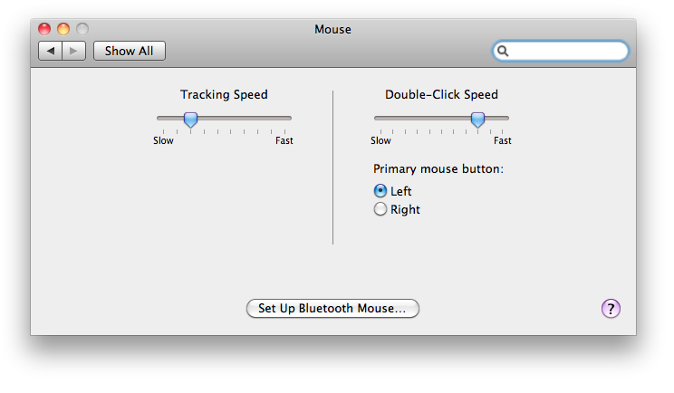 How to speed up your Mouse and Mac?   REALITYPOD