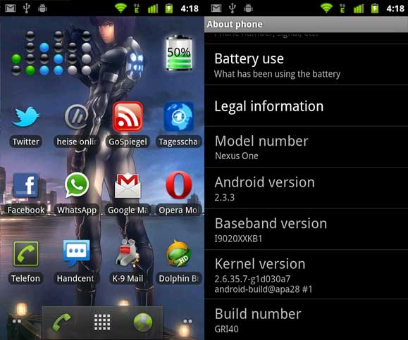 Android 2. 3 gingerbread mobile apps download.