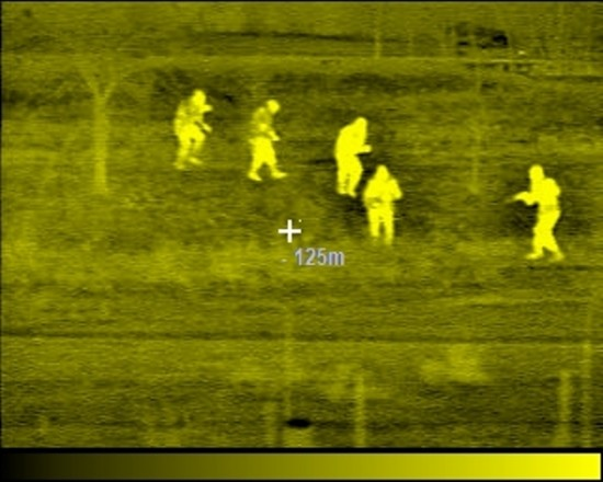 nightvision 550x440 Top 10 Uses of Thermal Imaging
