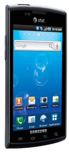 Upgrade To Official Froyo Update For AT&T Samsung Galaxy S Captivate Here