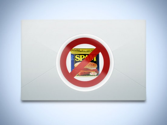 spam email title 550x412 TIPS FOR SECURE ONLINE BANKING