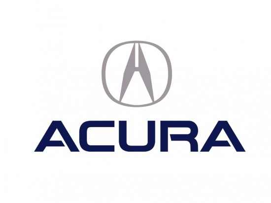 Acura Logo 550x412 Complete List of Car Manufacturers From Around the World