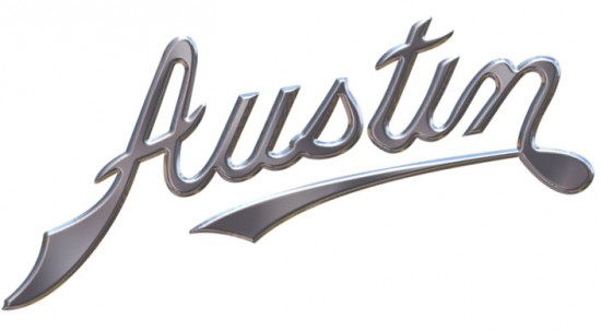 austin logotype emblem 550x303 Complete List of Car Manufacturers From Around the World