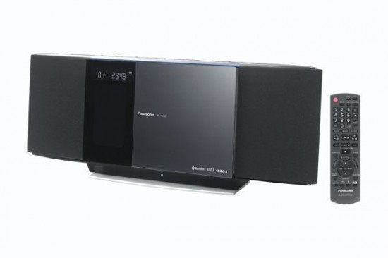 05 Panasonic SC HC40 550x366 Top 10 MINI Sound Systems