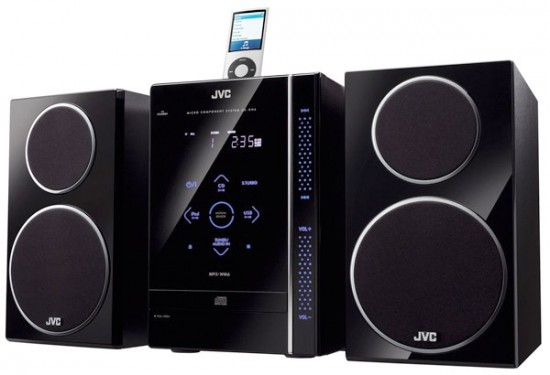 08 JVC UX GN9 550x375 Top 10 MINI Sound Systems
