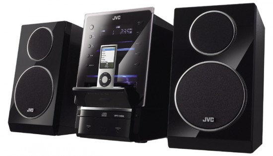 09 JVC UX LP5 550x314 Top 10 MINI Sound Systems