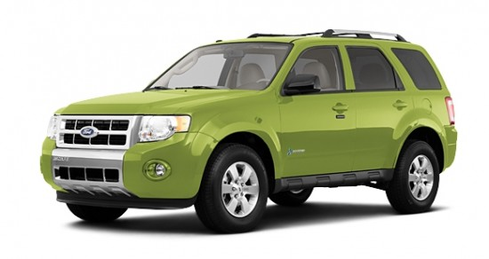 2011 top 10 most fuel efficient suvs realitypod. Black Bedroom Furniture Sets. Home Design Ideas