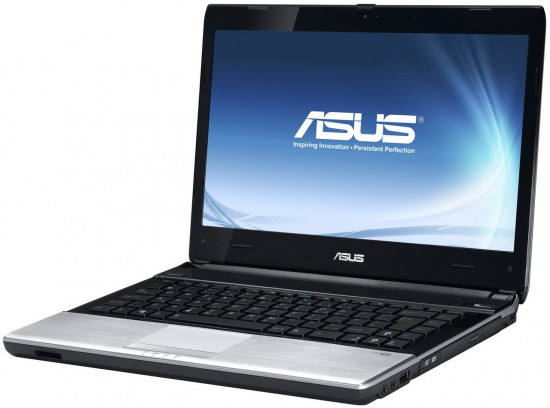 ASUS U41JF 1 550x408 Top 10 Laptop 2011