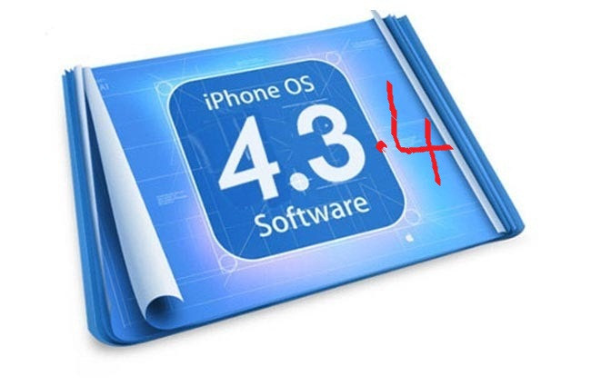 Download iOS 4.3.4 Firmware for iPhone, iPad and iPod touch