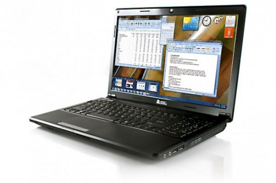 Micro Express NBL26 550x365 Top 10 Laptop 2011