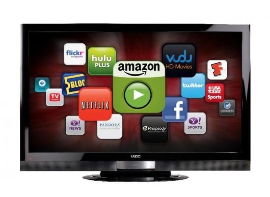 VIZIO XVT553SV 550x401 Top 5 HDTVs