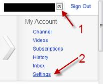 m Removing YouTube account without disclosing personal information