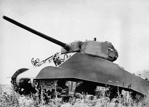 sherman 625x450 300x216 Top Ten Military Tanks