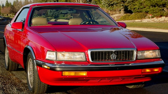 1989 Chrysler TC 3 550x310 Top Ten Worst Cars