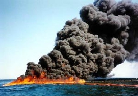 The Top Ten Worst Oil Spills