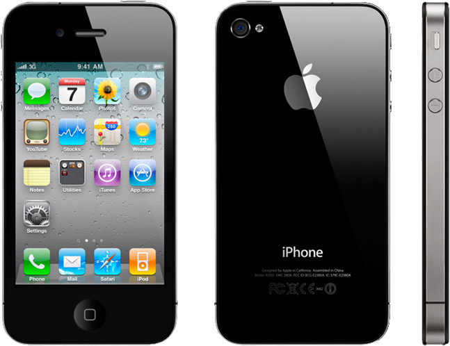 Report: iPhone 4 And 3GS Are The Best-Selling U.S. Smartphones