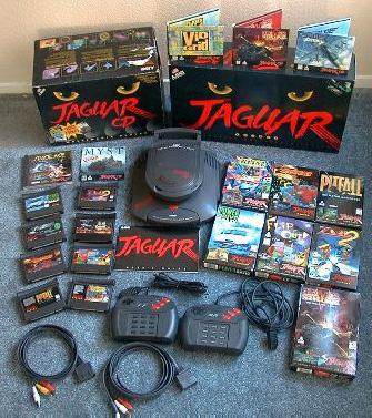 Atari jaguar 2 Top 10 Gaming Console Failures