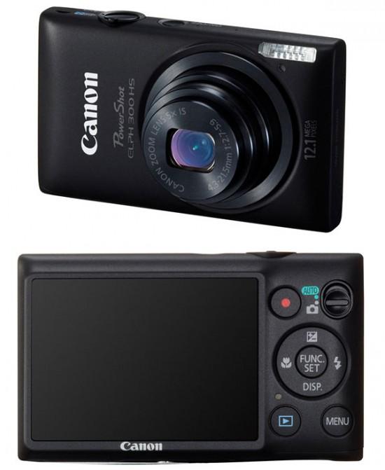Canon PowerShot ELPH 300 HS 550x671 Top 10 Coolest Gadgets