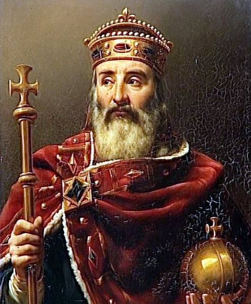 Charles the Great The Top 10 Most Influential Leaders