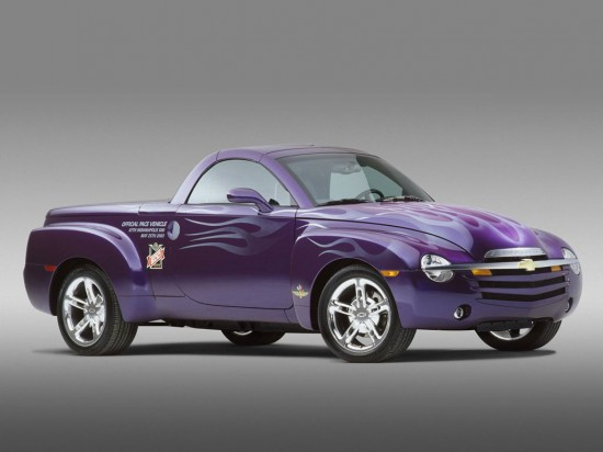 Chevrolet SSR05 550x412 Top Ten Worst Cars
