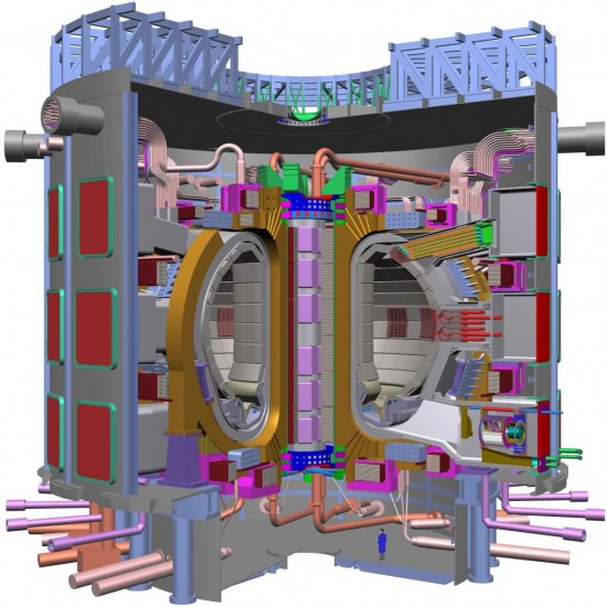 ITER 550x550 Top Ten Most Expensive Constructions