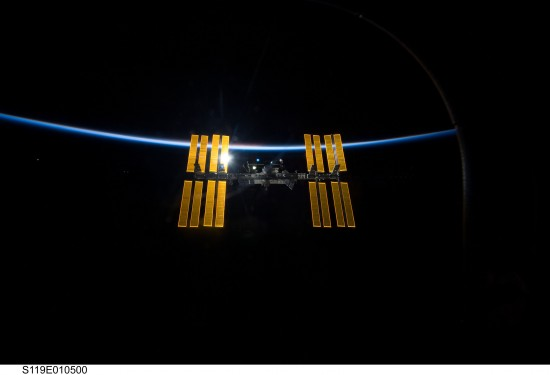 International Space Station 1 550x375 Top Ten Most Expensive Constructions