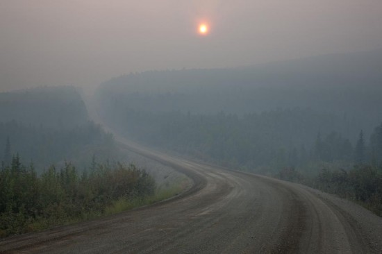James Dalton Highway 1 550x366 Top Ten Freakiest Highways