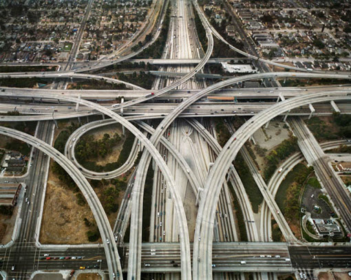 Los Angles Interchange 1 Top Ten Freakiest Highways
