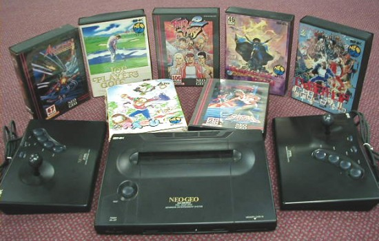 Neo Geo 1 550x350 Top 10 Gaming Console Failures