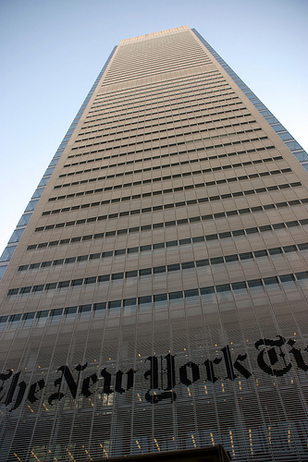 New York Times Tower The Top Ten Tallest Steel Structures
