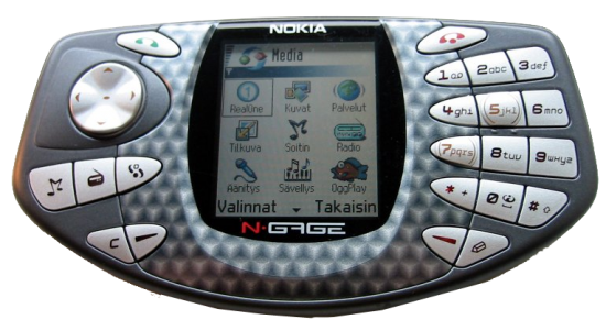 Nokia N Gage 550x301 Top 10 Gaming Console Failures