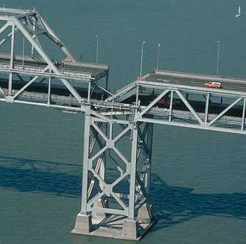 Oakland Bay Bridge Top Ten Most Expensive Constructions