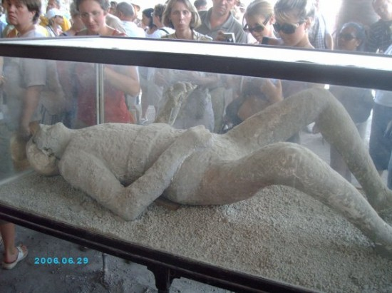 Pompeii 550x411 Top Ten Most Important Historical Finds