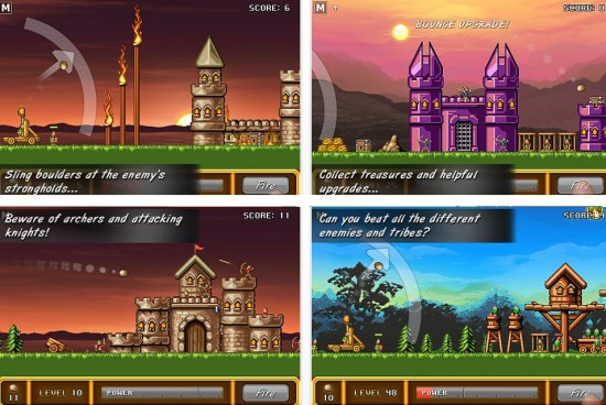 Produktbilder Castle Smasher 550x368 Top 10 iPhone Games