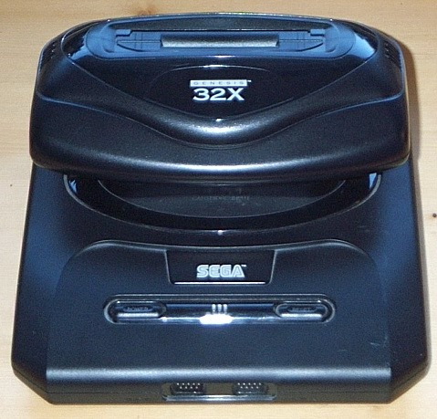 SEGA Mega Drive 32X Top 10 Gaming Console Failures