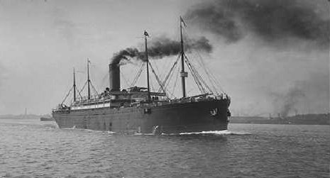 Steamship S.S. Republic 1 Top Ten Ship Wrecks