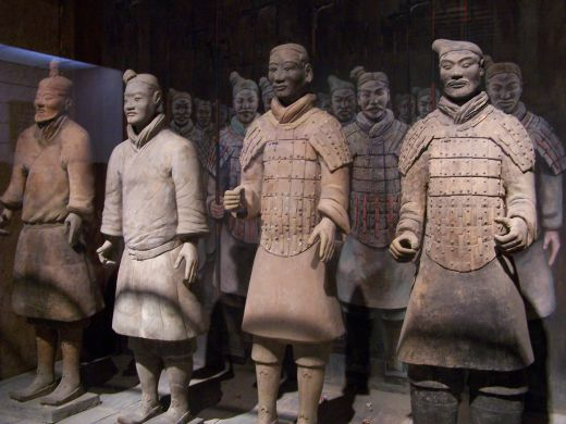 Terracotta army Top Ten Most Important Historical Finds