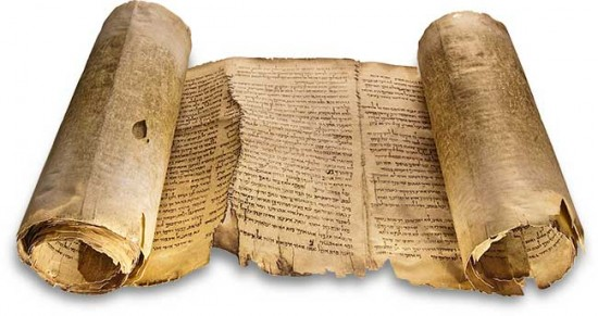 The Dead Sea Scrolls 550x291 Top Ten Most Important Historical Finds
