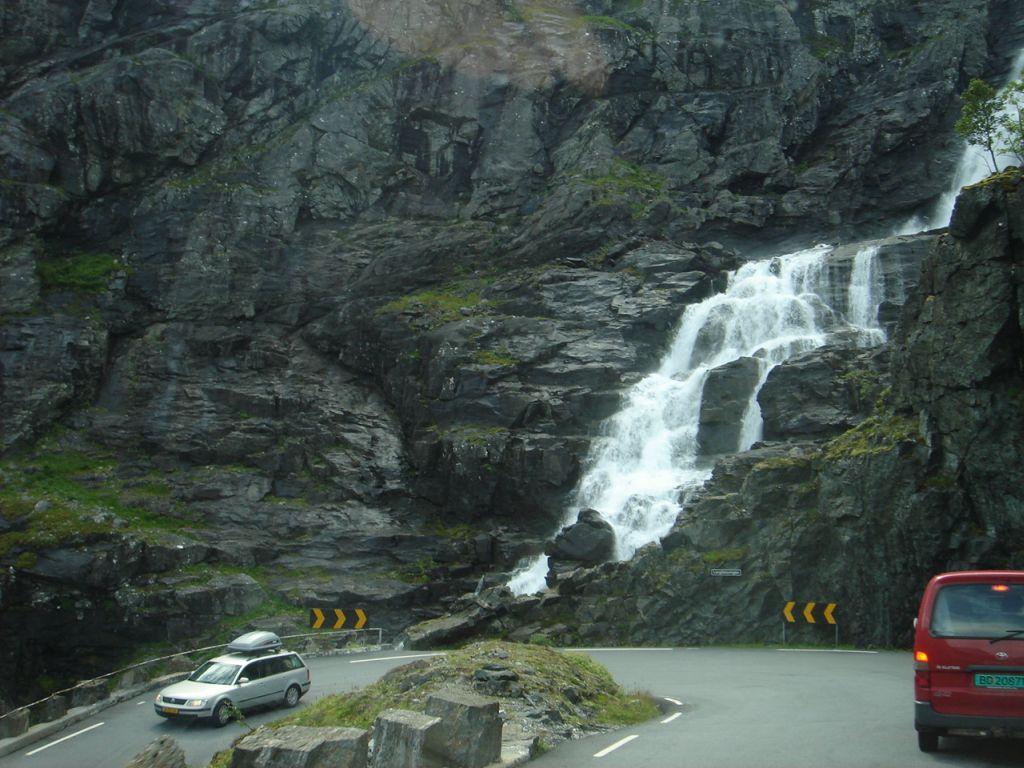 Top Ten Freakiest Highways