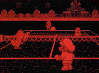 Virtual Boy screen shots Top 10 Gaming Console Failures