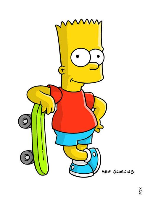Cartoon Characters Simpsons : Top cartoon characters realitypod