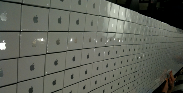 Apple Places Order For 10 Million iPhone 5 Units Ahead Of September Launch