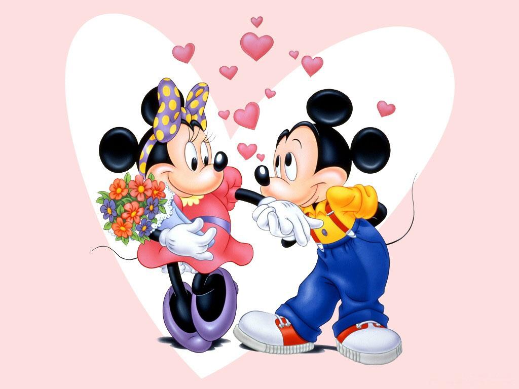 Mickey Mouse Valentine's Day Cartoon