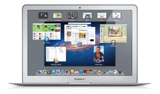 mission control 550x322 Mac OS X Lion Features